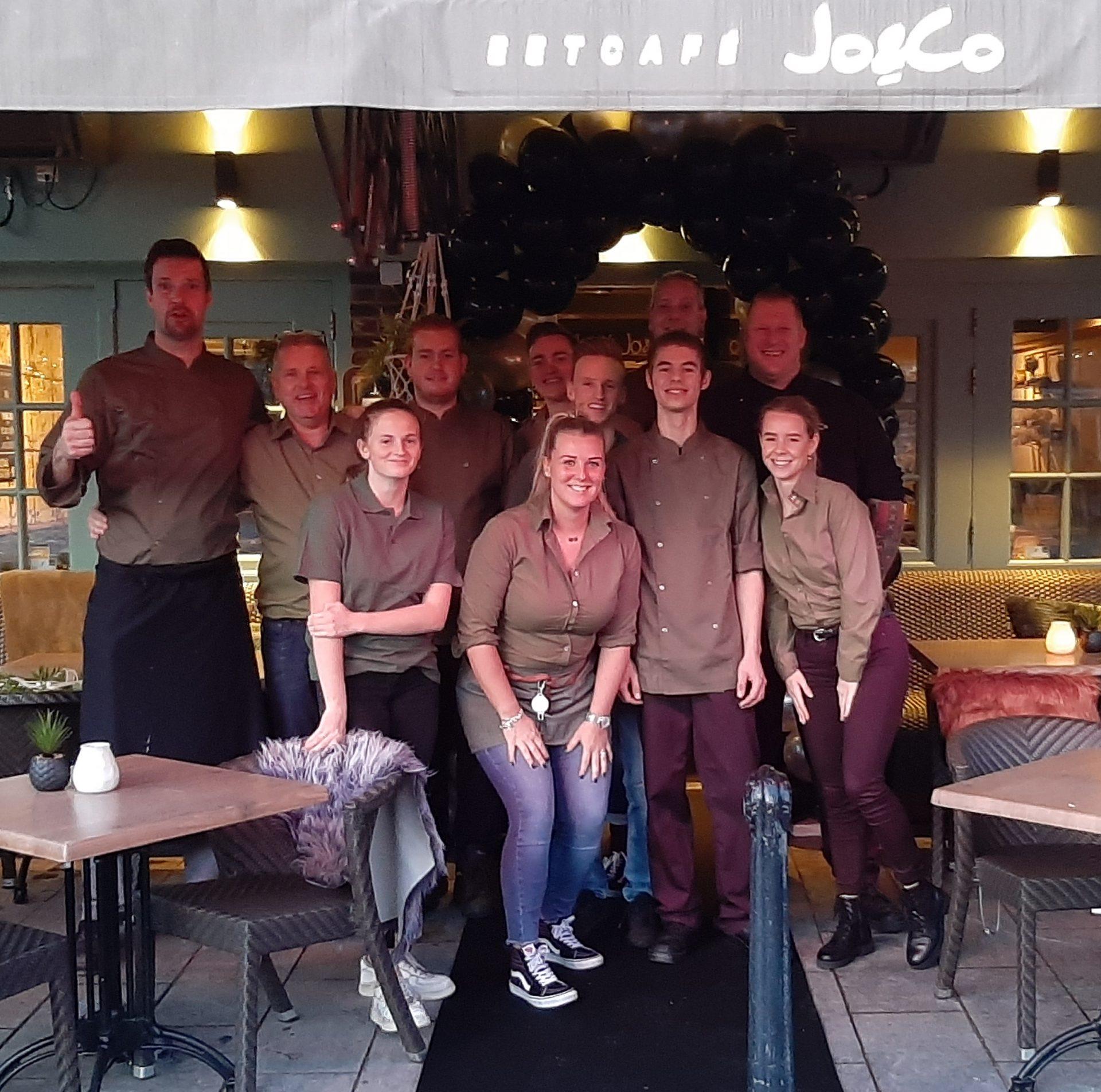 Vacatures eetcafe joenco